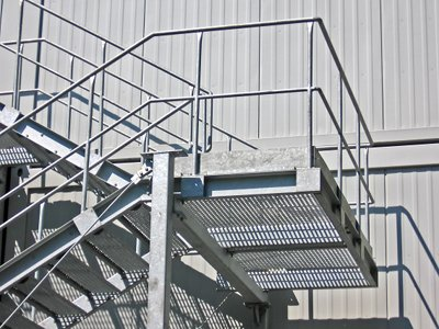 We Offer A Supply And Fit Service For All Exterior Fire Escapes Within The  Commercial Industry. We Can Meet With You At Your Premises To Discuss All  Needs ...